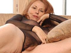 Порно волосатых из категории «Бабушки»